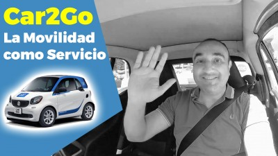 Car2Go, La Movilidad como Servicio