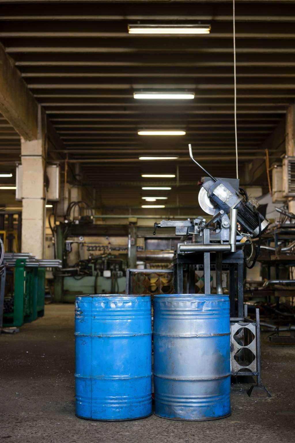 barriles industriales