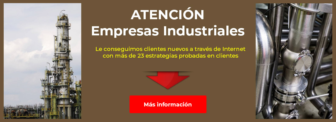 Marketing Digital para Empresas Industriales
