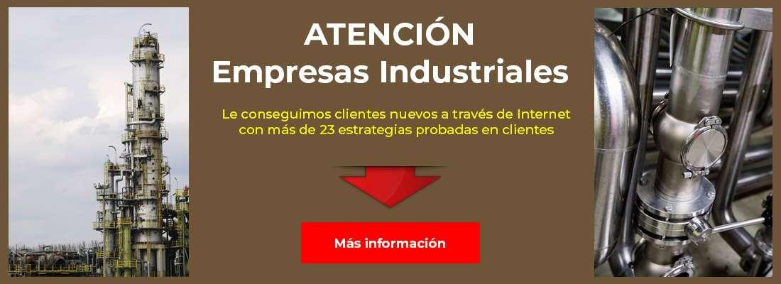 Marketing Digital para Empresas Industriales