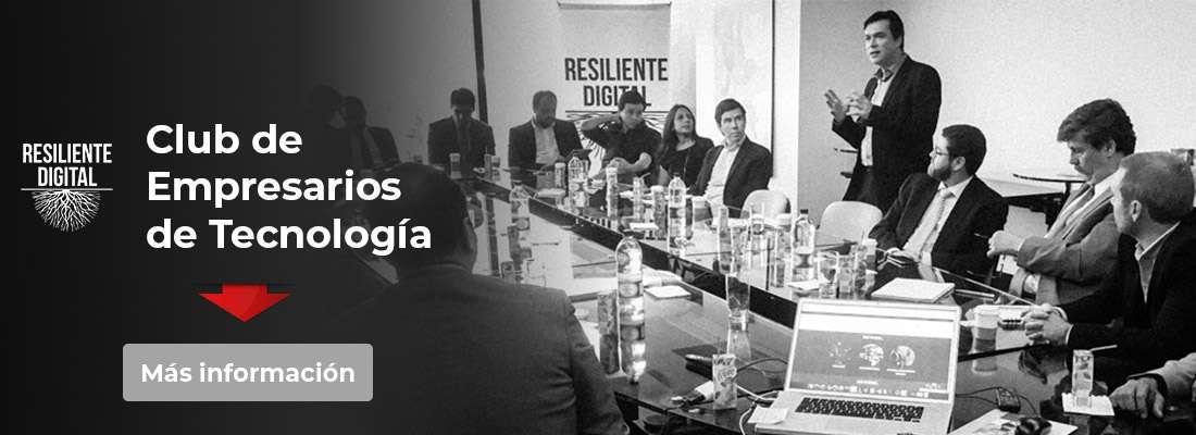 Sociedad Tecnológica Resiliente Digital